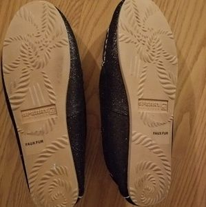 Sperry top siders leather moccassins